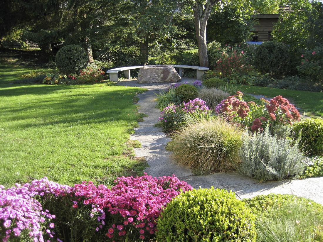 Garten umgestalten  Gärten umgestalten - Reding Gärten